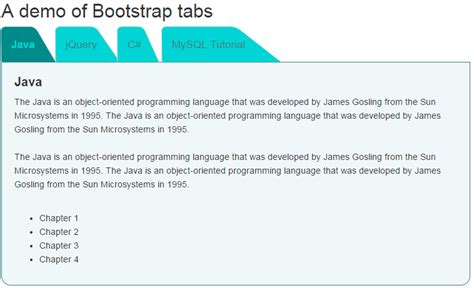 bootstrap layout left right 2 templates of bootstrap tabs with customized css
