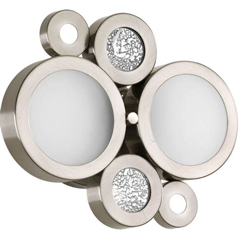 progress lighting calven collection 4 light brushed nickel bath light p3236 09wb the home depot progress lighting calven collection 4 light brushed nickel bath light p3236 09wb the home depot