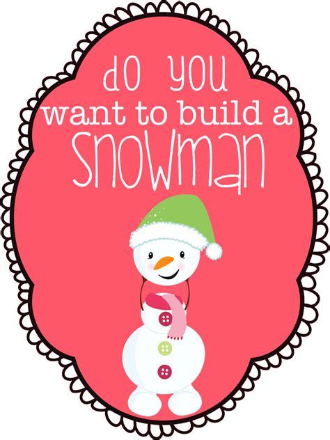 do you want to build a snowman frozen favor bag toppers frozen build a snowman printable party invitations ideas
