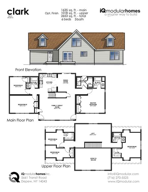 vacation home floor plans iq modular homes