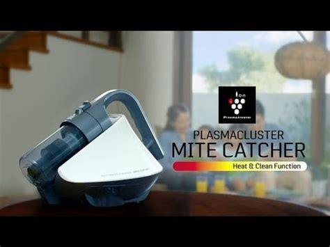 Vacuum Cleaner Sharp Mite Catcher fight mites odor with sharp ec hx100p s mite catcher