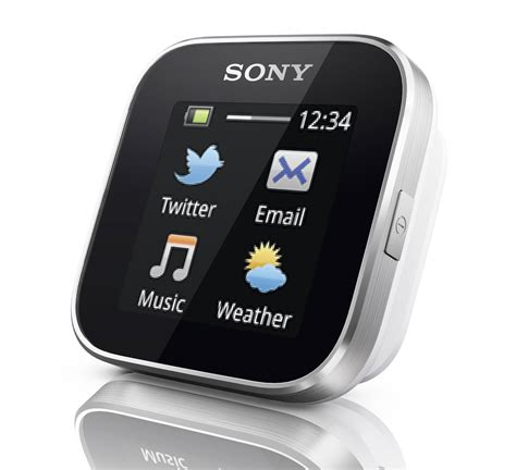 android smartwatch sony s new smartwatch android powered wristwatch extravaganzi
