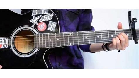 youtube tutorial de guitarra smile r5 tutorial de guitarra youtube