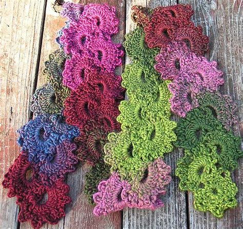 crochet pattern queen anne s lace scarf free pattern stay stylish with this crocheted fashion