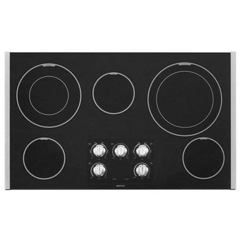 Maytag Cooktop shop maytag 5 element smooth surface electric cooktop