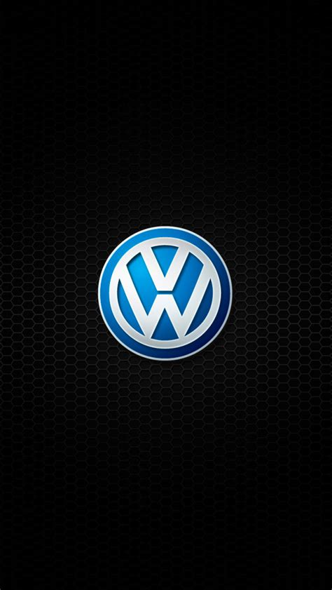 Wallpaper Iphone 5 Vw | iphone 5 wallpapers hd volkswagen logo backgrounds