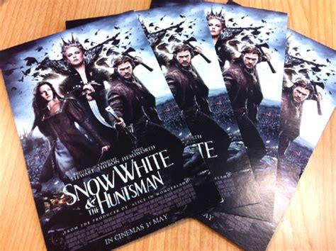 Csh Alhamduliilah White wansteddy tales won 6 tix p screening snow white t huntsman