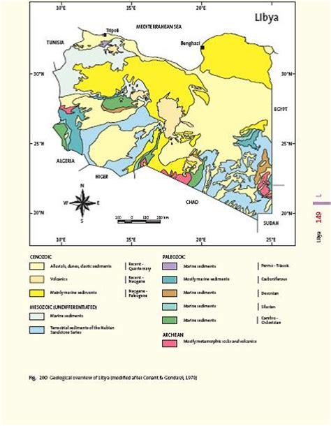 geological map of iraq spilpunt libya