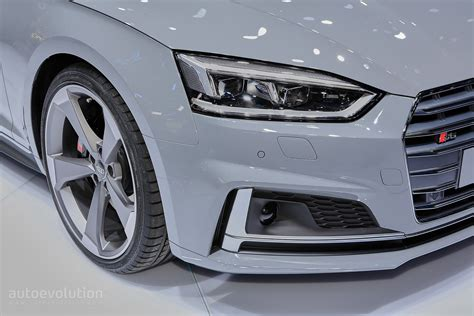 nardo grey truck 2017 audi s5 sportback looks like a shark thanks to nardo