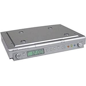 amazon com gpx kccd3004dp under cabinet cd player with am