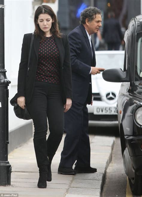 Does A Caution Count As A Criminal Record Pictured Charles Saatchi And Nigella Lawson Dining At Same Restaurant Where He Choked