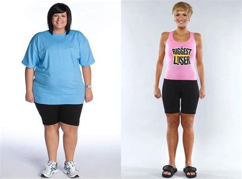 Biggest Loser Sweepstakes - rebecca meyer from the biggest loser s most shocking weight loss transformations e news