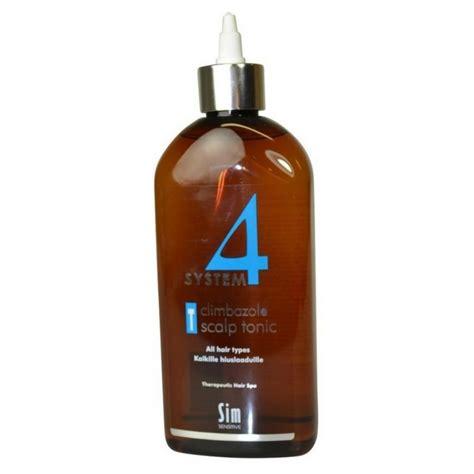 Hair Tonic Vanestric 500 Ml system 4 scalp tonic 500 ml
