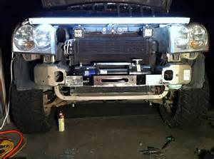 Jeep Wk Winch Mount Omelet S Winch Build Jeep Garage Jeep Forum