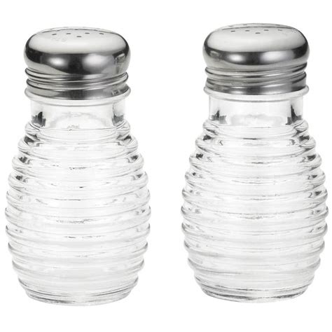 salt and pepper shakers american metalcraft bhm2 2 oz beehive salt and pepper