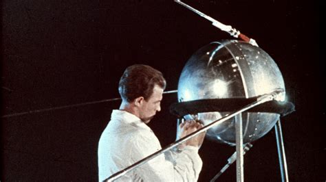 An Artificial 1 60 years of sputnik how it transformed the global space