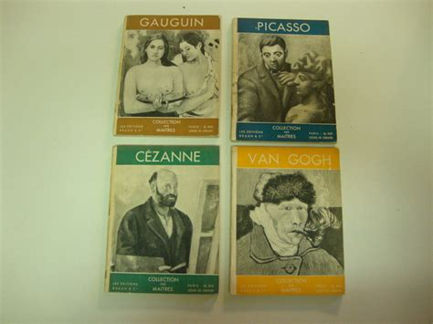 cã zanne portraits books cezanne picasso gogh gauguin 1950 s collection des