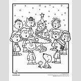 Charlie Brown Christmas Coloring Pages | 680 x 880 gif 39kB