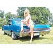 1965 Pontiac GTO Girl  Pinup Girls Pinterest