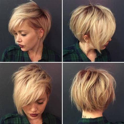 la hair 2016 messy shaggy hairstyle for short hair short haircuts