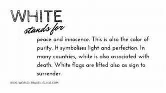 color white meaning flag colors the meaning of color in flags