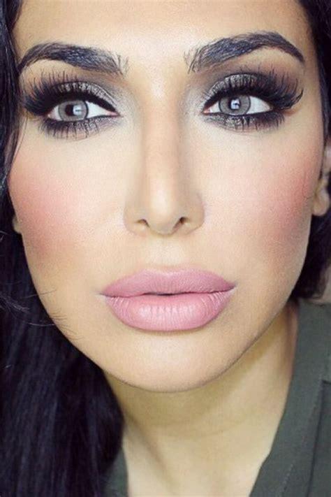 Makeup Huda huda kattan before and after search makeup