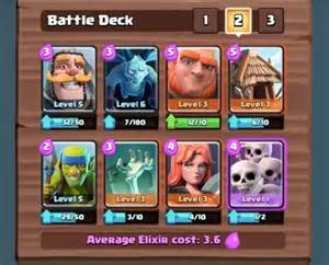 The 3 best aren 3 decks in clash royale with without epics