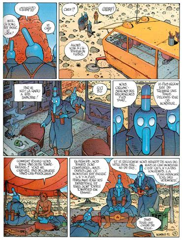 moebius library the world 185 the world of edena nod away and the undertaking of lily chen two dimension comic book