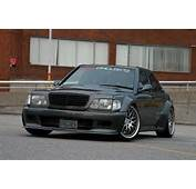Mercedes W124 Tuning 36  Cars