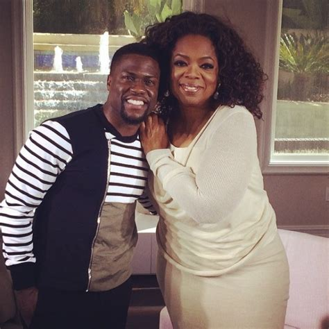 kevin hart harry oprah personally visits kevin hart s house