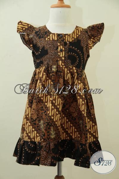 Baju Pesta Anak 3 4 Tahun trend busana batik anak balita model masa kini baju batik