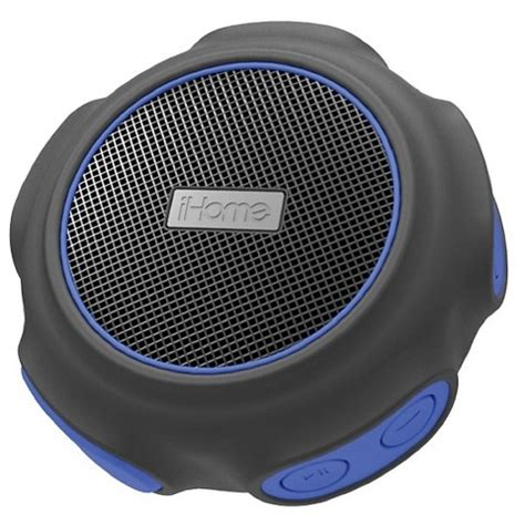 ihome waterproof wireless bluetooth speaker blue target