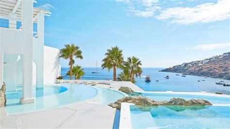 best hotels mykonos luxury holidays in mykonos luxury resorts greece