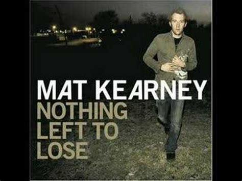 Undeniable Mat Kearney by Crashing Mat Kearney