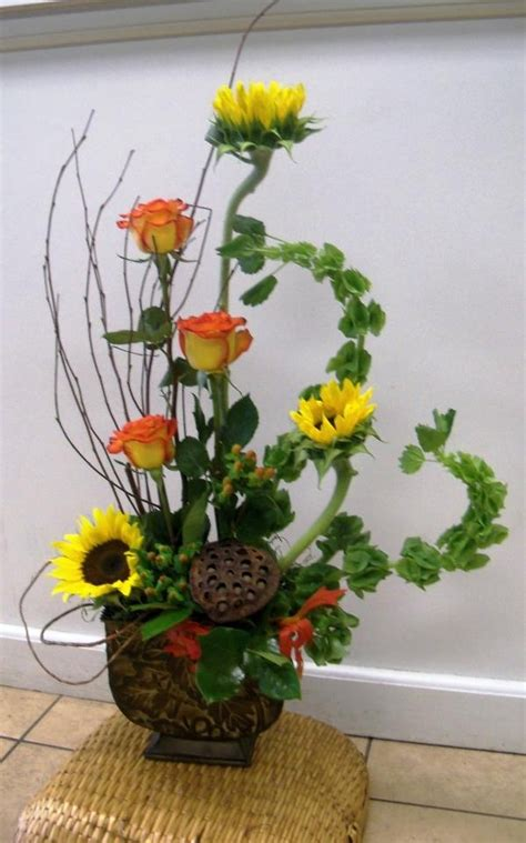 fall floral arrangements fall arrangement flower arrangements pinterest