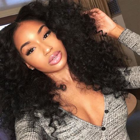 brazilian hairstyles instagram 1000 ideas about curly weave hairstyles on pinterest