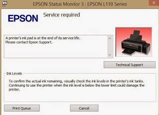 cara reset printer epson l110 paper jam cara mudah resset printer epson l110 l100 l210 l300