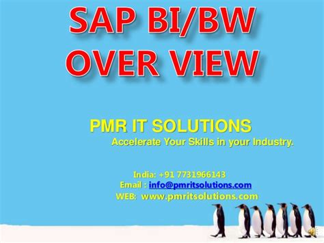 online tutorial powerpoint sap bibw online training ppt