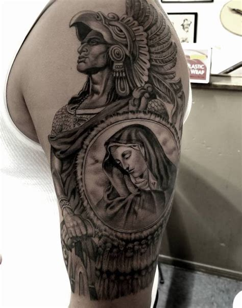 50 of the best aztec tattoos tattoo insider