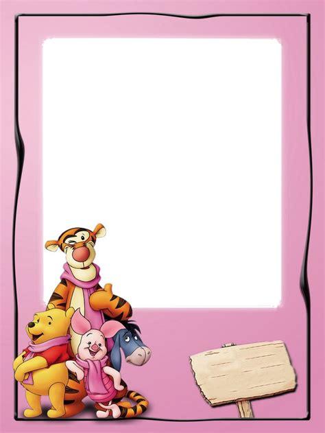 imagenes de winnie pooh para whatsapp para fotos marcos gratis para fotos en formato png buena