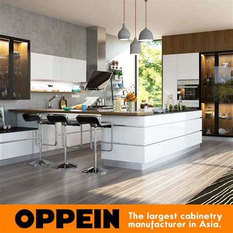 new design high gloss lacquer glass front kitchen cabinet kitchen furniture kitchen cabinet hot sale new design