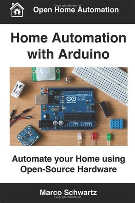 home automation with arduino open library