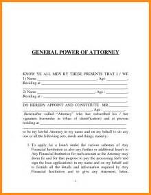 8 limited power of attorney form georgia action plan