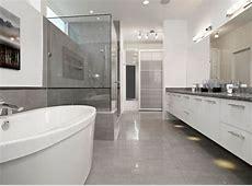 Bathroom : Modern Grey Bathroom Elegant Floor Tiles Marble ... Wood Bar Background