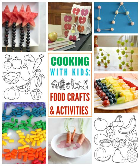 cooking crafts for with cooking and food one lovely