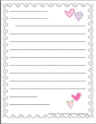 letter writing paper grade letter writing paper template for grade writing