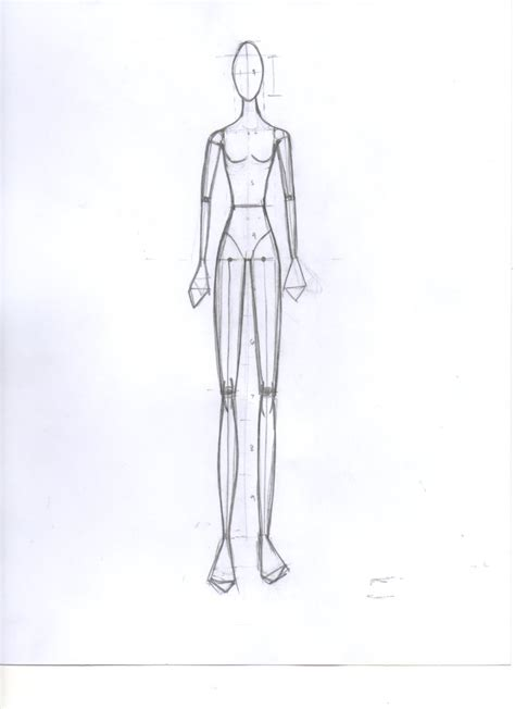 Drawing Mannequin by How To Draw Fashion Mannequin