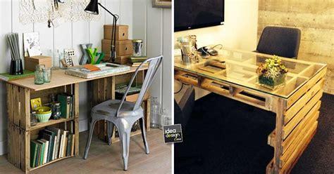 scrivania fai da te legno una scrivania fai da te semplice da realizzare ecco 15