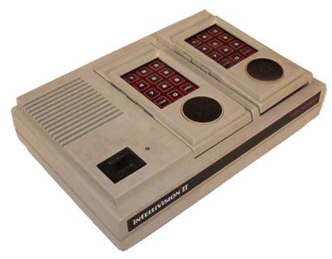 mattel console mattel electronics intellivision ii is streamlined