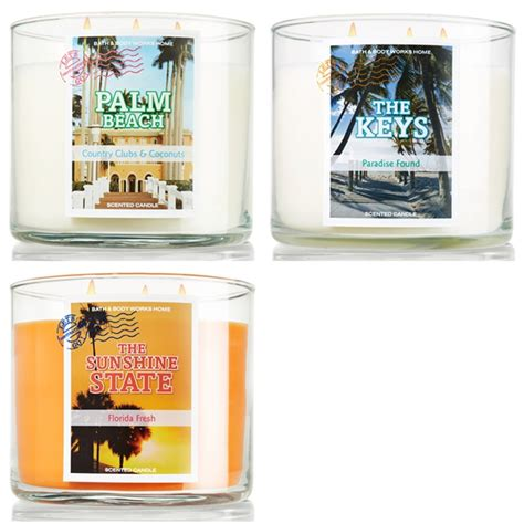 bed bath and works bath body works city travel candles on sale for spring
